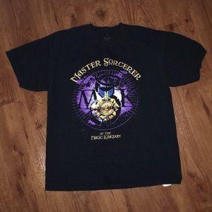 SOTMK Walt Disney world sorcerer T-shirt large euc